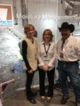 Tricia Mosny, Kelly Cleveringa and Steven Fechino represented all that Mortar Net has to offer.