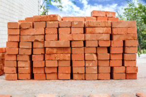 Do you know how many brick and block you will lay?