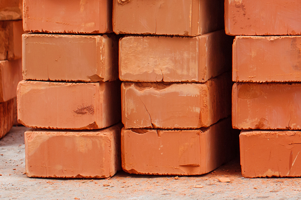Benefits of building with clay bricks