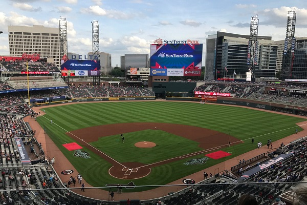 Atlanta's Suntrust Park Uses Precast Double-Tees