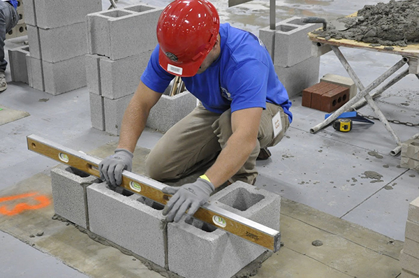 Cuyahoga Community College, located in Ohio, partners with Bricklayers Local Union 5 to provide a bricklayers apprenticeship program.