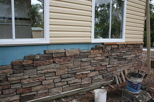 Waterproofing your brick veneer installation