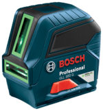 Bosch GLL 55 and GLL 100 G Lasers